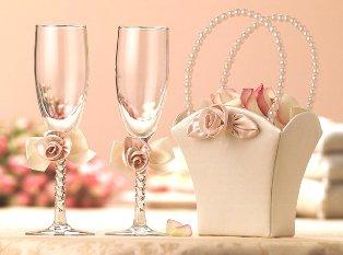 с атласной свадьбой картинки